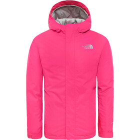 The North Face Snow Quest Giacca Ragazza, mr.pink